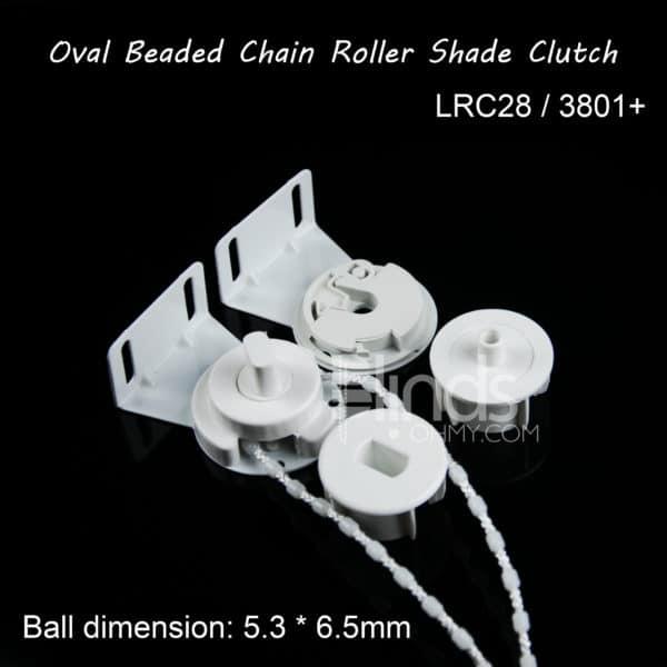 Blindsohmy roller shade clutch